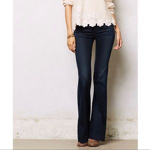 Citizens of Humanity • Hutton Wide Leg Jean